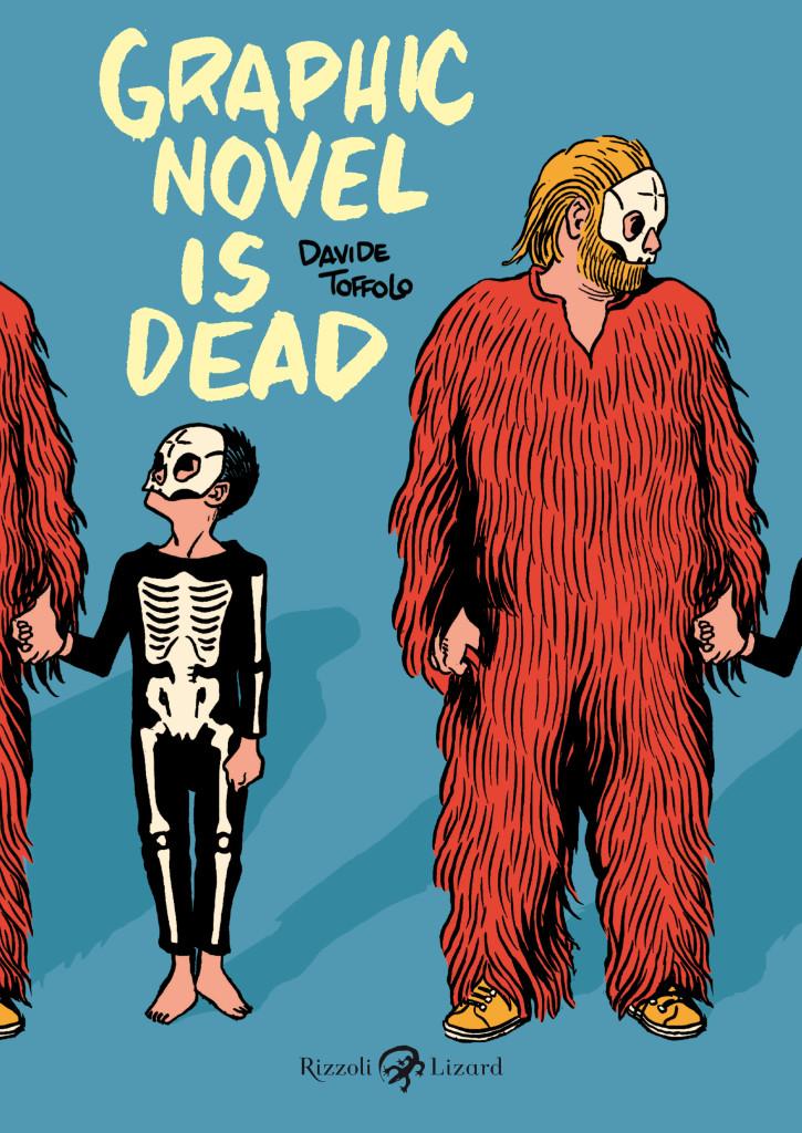 graphic novel is dead_azzurro