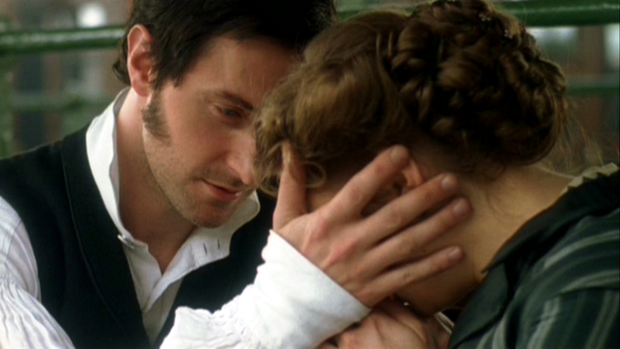 north and south 1975 ending relationship