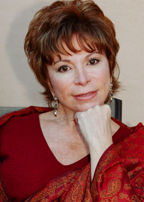 the use of imagery in the judges wife by isabel allende The judge's wife is a narrative of judge hidalgo, his wife  overall, isabel allende captured the essence of every powerful woman in the world.