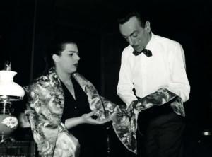 Luisa Conte e Eduardo De Filippo in 'Bene mio core mio' (1955)