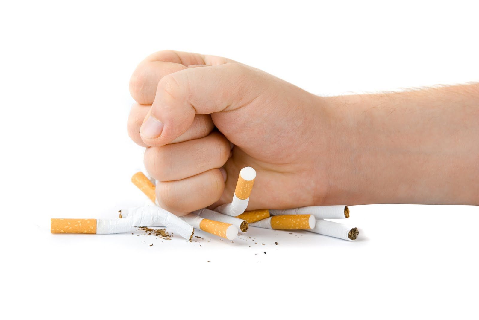 Smettere di fumarlo è necessario non fumare