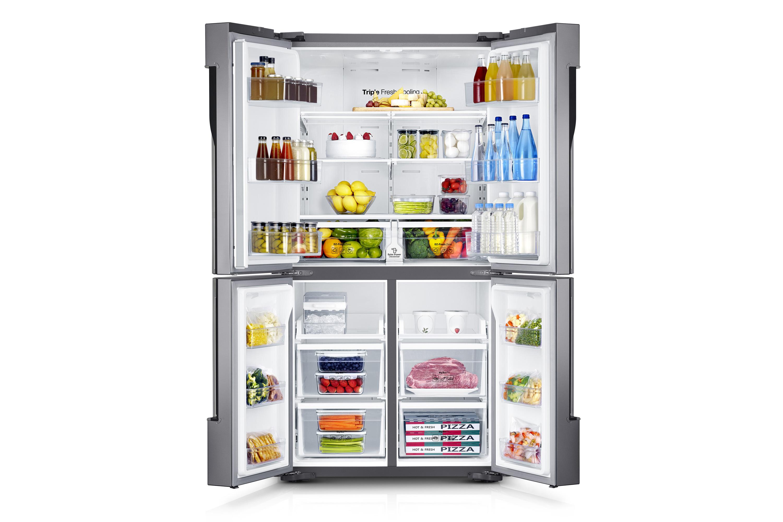 Lovepress samsung in arrivo il frigorifero intelligente - Temperatura frigo casa ...