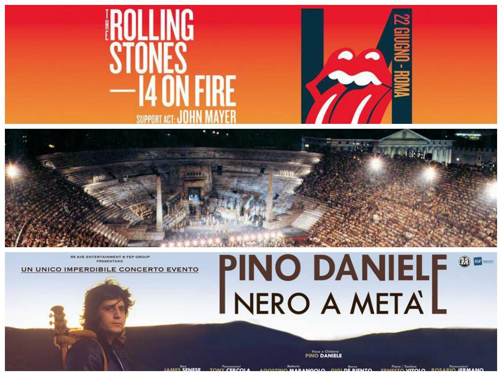 LOVEpress Pino Daniele e Stones