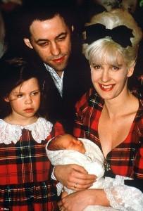 Geldof family (Ph. REX©)