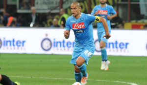 Inler con l'Inter