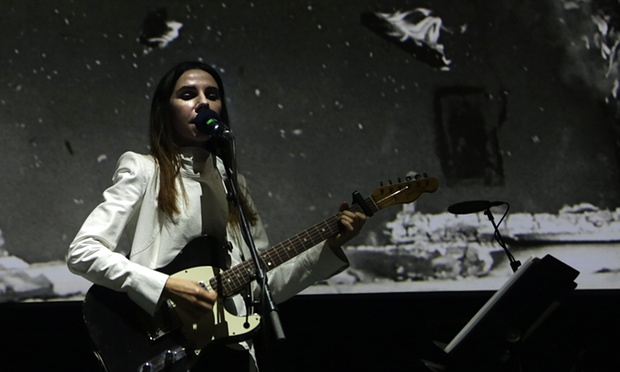 PJ Harvey The Hollow Of The Hand (Photo courtesy The Guardian)