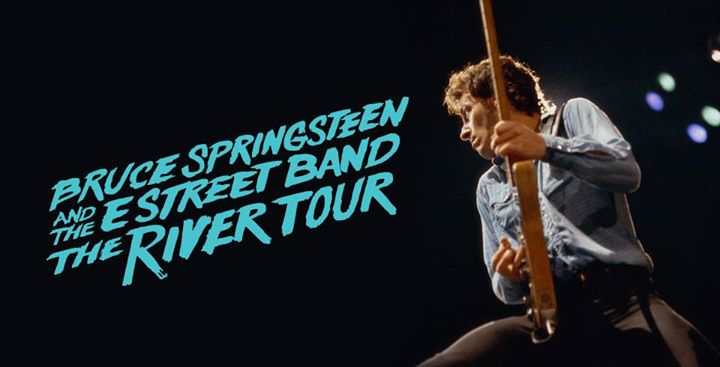 The River Tour Springsteen 2016