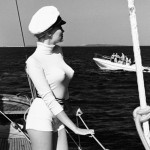 Helmut Newton Winnie of the coast of Cannes 1975