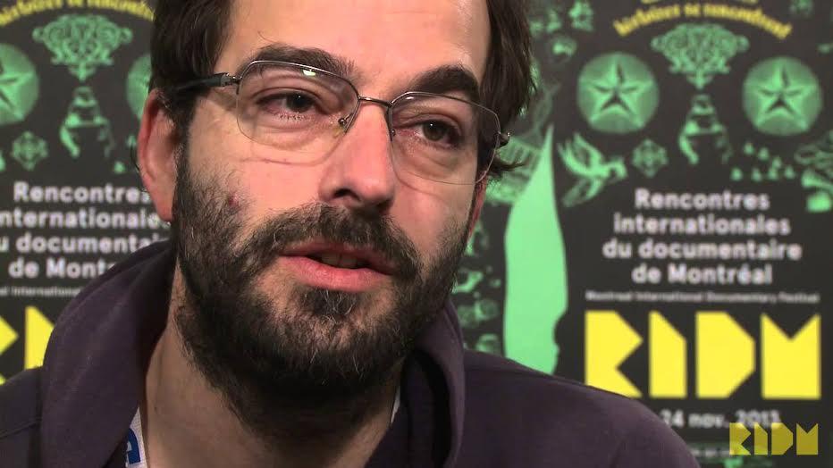 DOMINIC GAGNON incontra il pubblico del Cinema Astra a Napoli