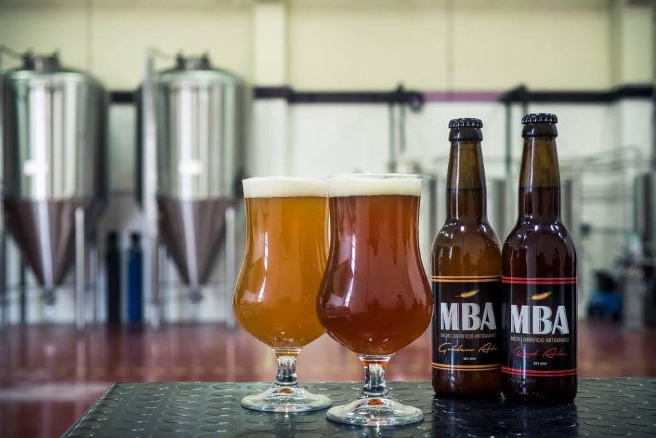 MBA | birra artigianale