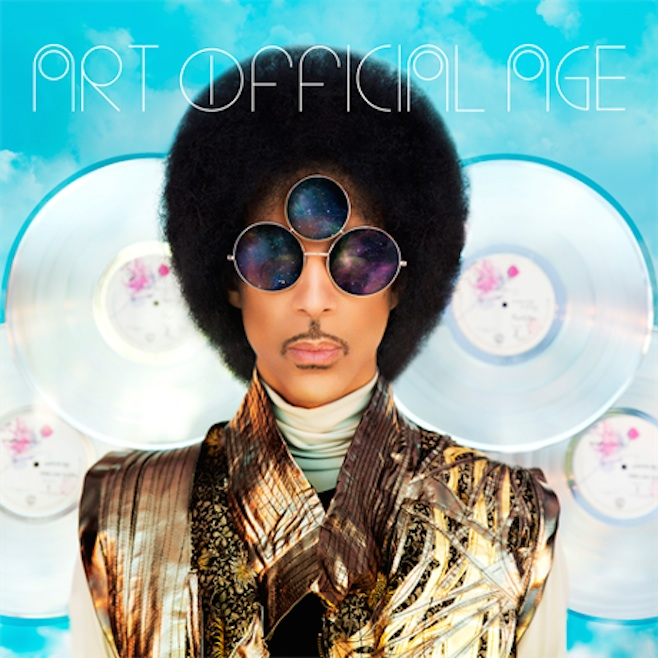 Prince Art Official Age cover | ph. Courtesy Pitchfork