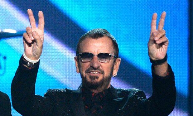 Ringo Starr cancella lo show in NC (Ph courtesy The Guardian)