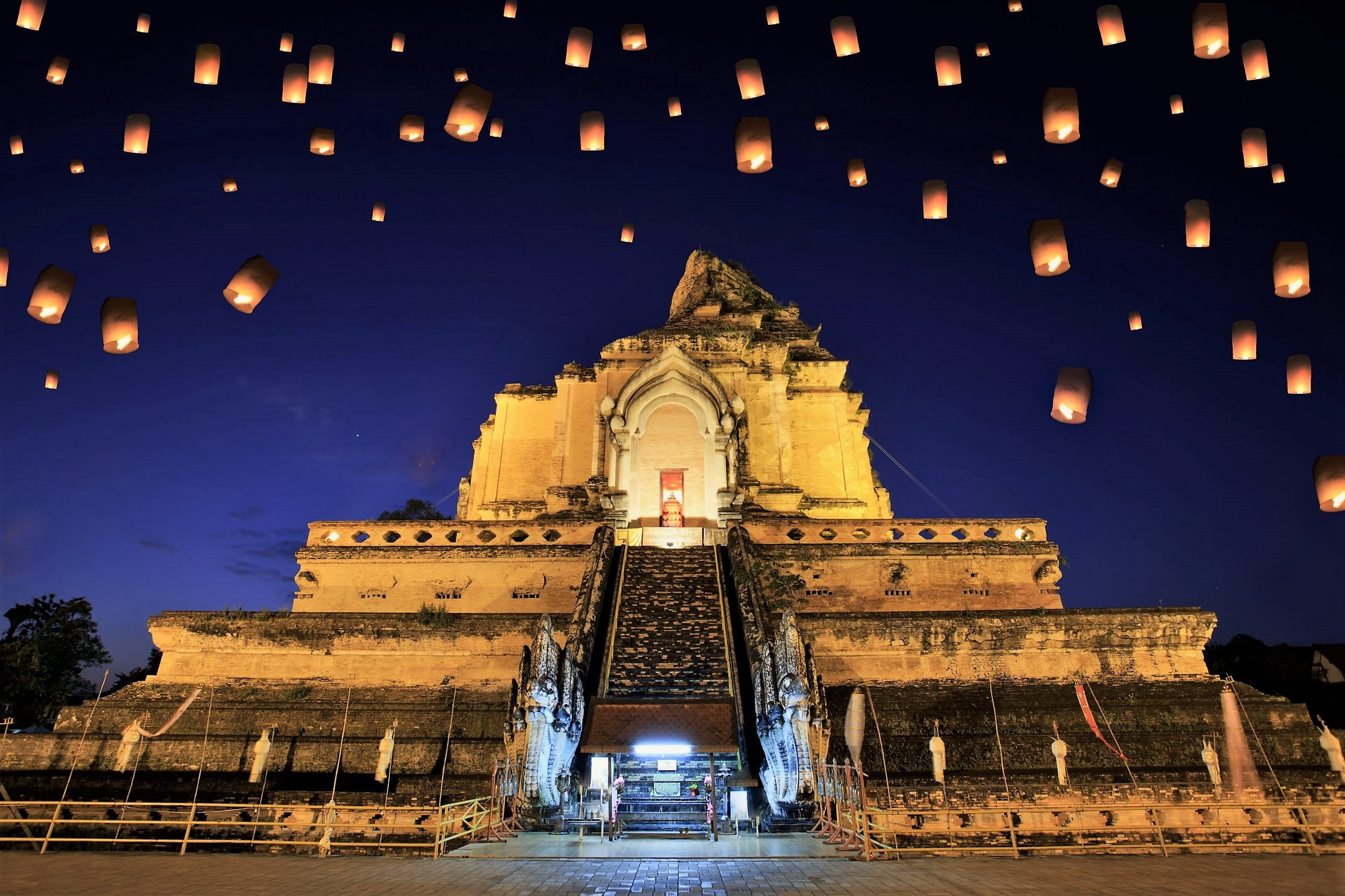 Wat Chedi Luang | ph credit combotour.it