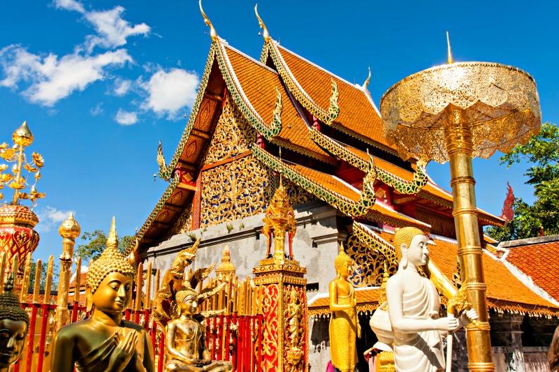 Wat Phrathat Doi Suthep | exoticvoyage.com