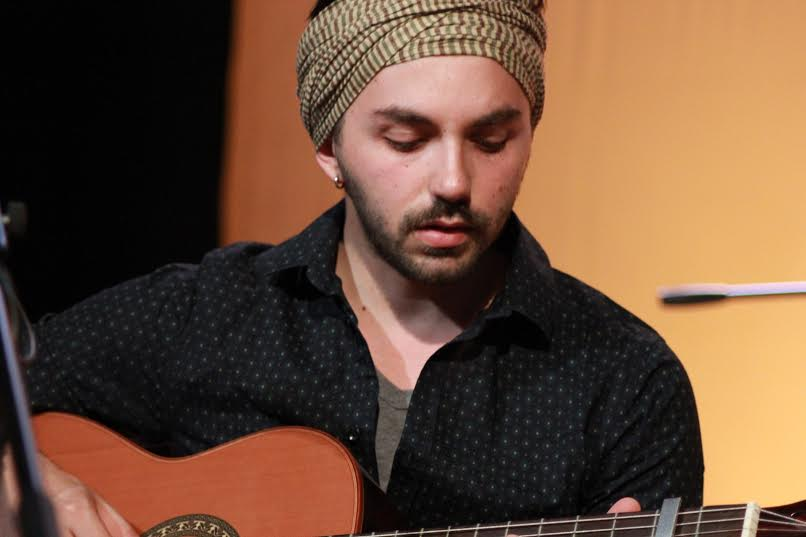 ALESSIO ARENA sul palcoscenico del Nuovo Teatro Sanità con La Secreta Stanza