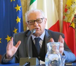 Luigi Berlinguer | Ph. Velia Cammarano