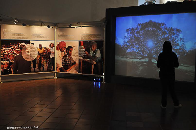 SENZATOMICA. 27.000 visitatori per la mostra a Castel Sant'Elmo